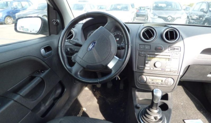 2006 FORD FIESTA 1.4 TDCI full