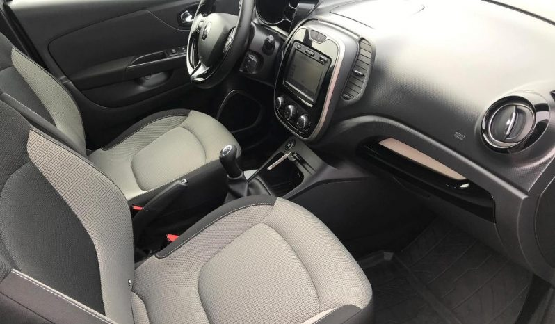 2015 RENAULT CAPTUR 1.5 DCI 90 full