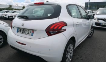2017 PEUGEOT 208 1.6 BLUEHDI 75 MEDIANAV full