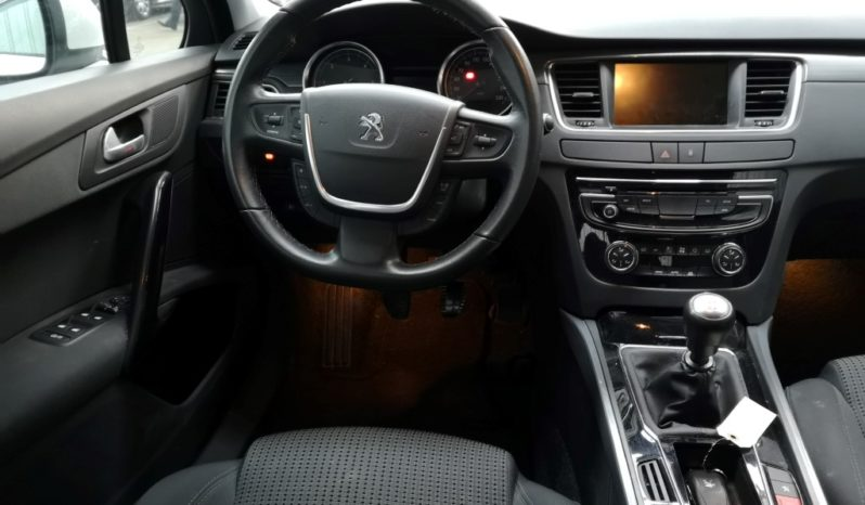 2017 PEUGEOT 508 1.6 BLUEHDI 120 NAVI full